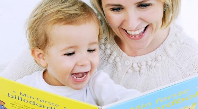 Hvordan lese for barn som er 18-24 måneder