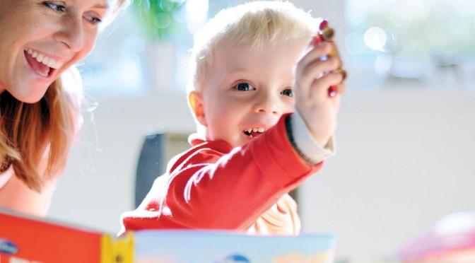 Slik utvikler barnet en positiv selvfølelse
