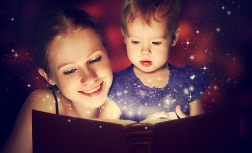 8 grunner til at vi ELSKER barnebøker