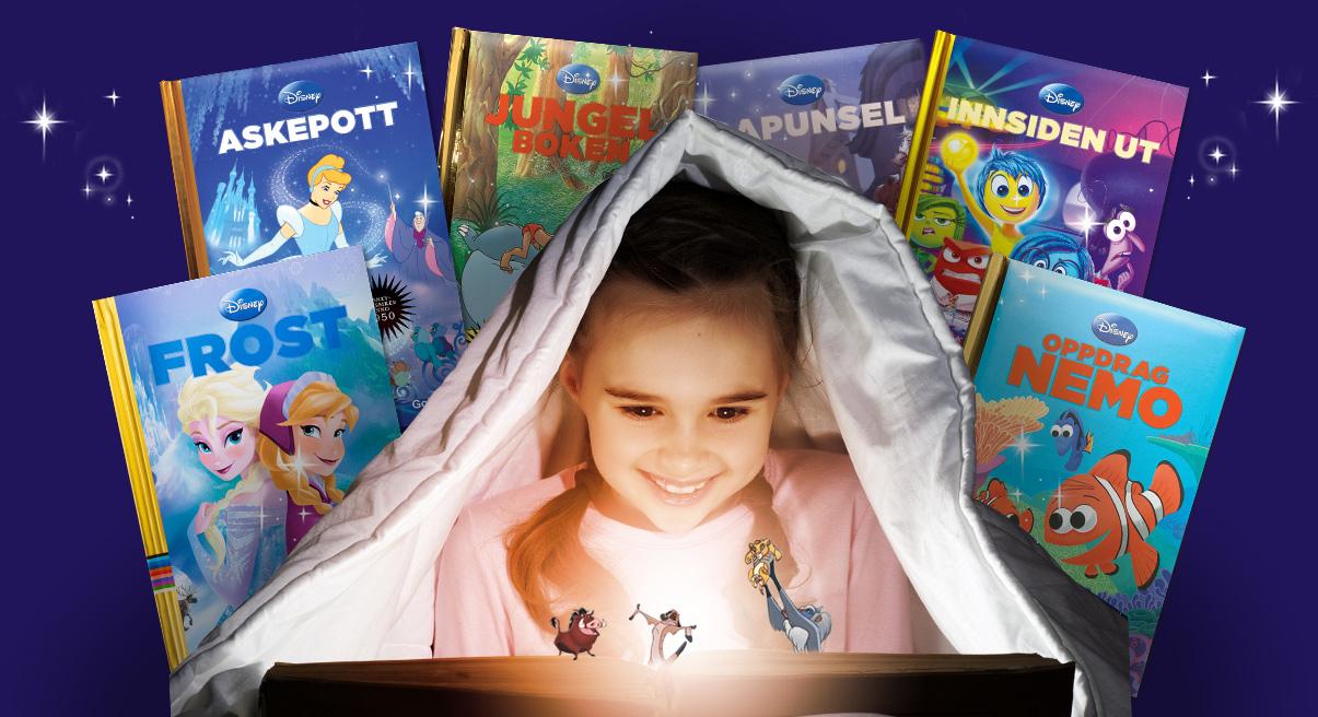 7 Disney-fortellinger som fortryller både voksne og barn
