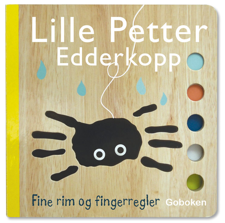 Lille Petter edderkopp-sangbok