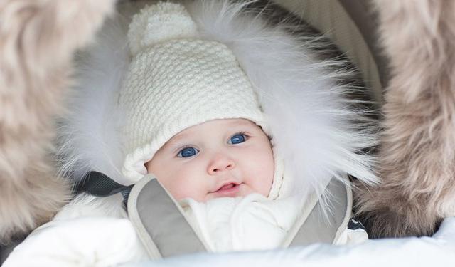Pass på barnet ditt i kulden