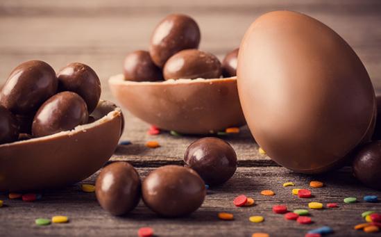 Sjokoladepåskeegg