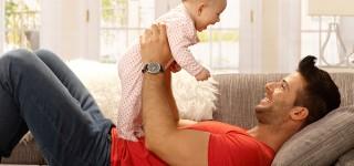Ting du kan gjøre sammen med barnet ditt