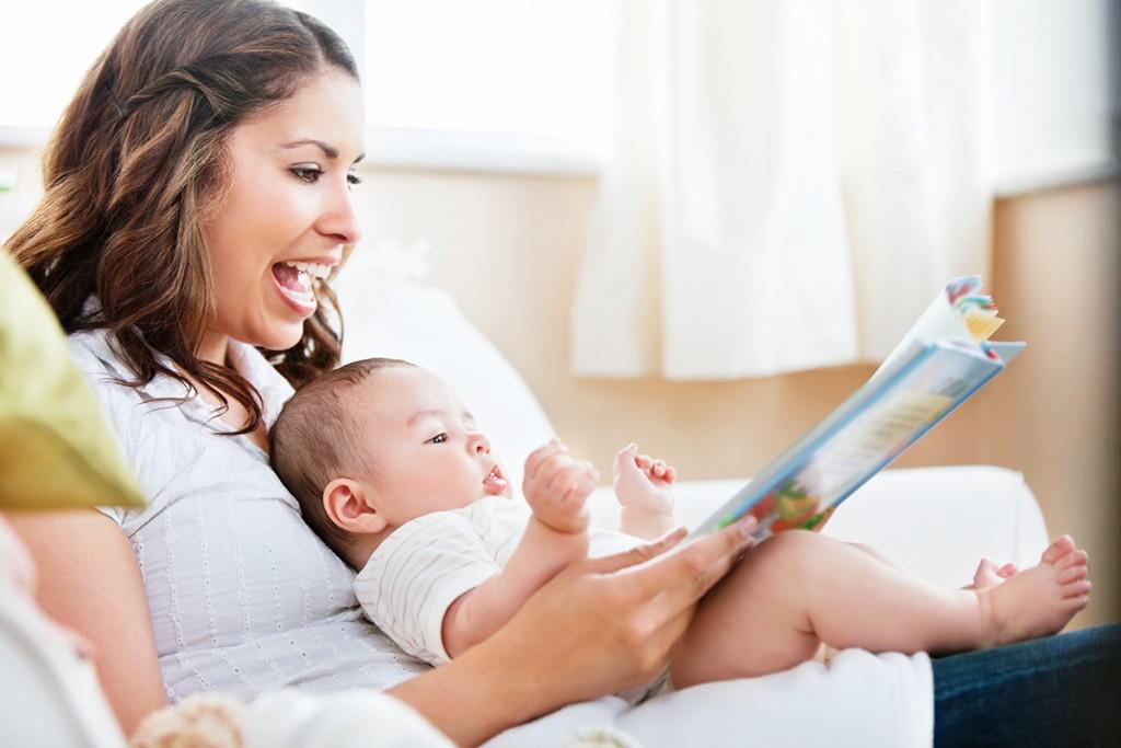 baby blir lest for