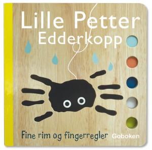 Lille_Petter_edderkopp_cover_NOR