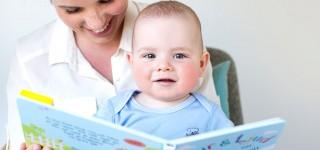 Topp 10-listen over babyers første ord