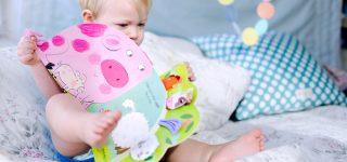 Språkutviklingen hos 11 måneder gamle barn