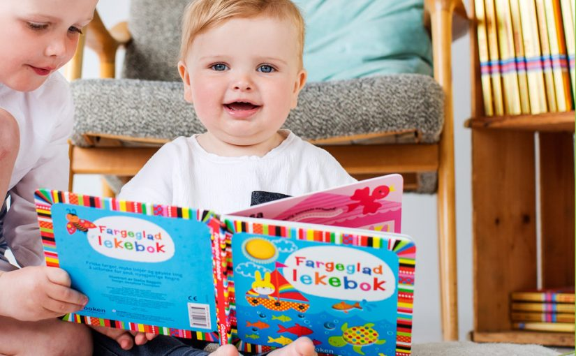 Språkutviklingen hos 12 måneder gamle barn
