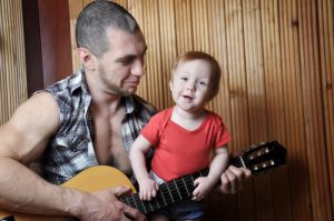 far med gitaren