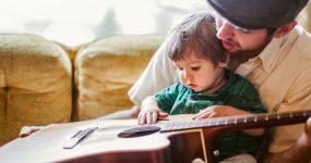 Dette gjør musikk med barnet ditt