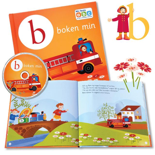 B-boken
