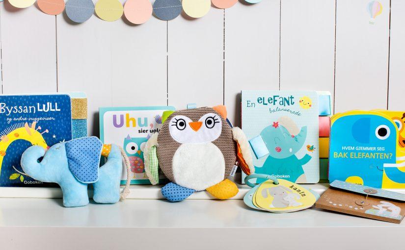 De beste bøkene for babyer