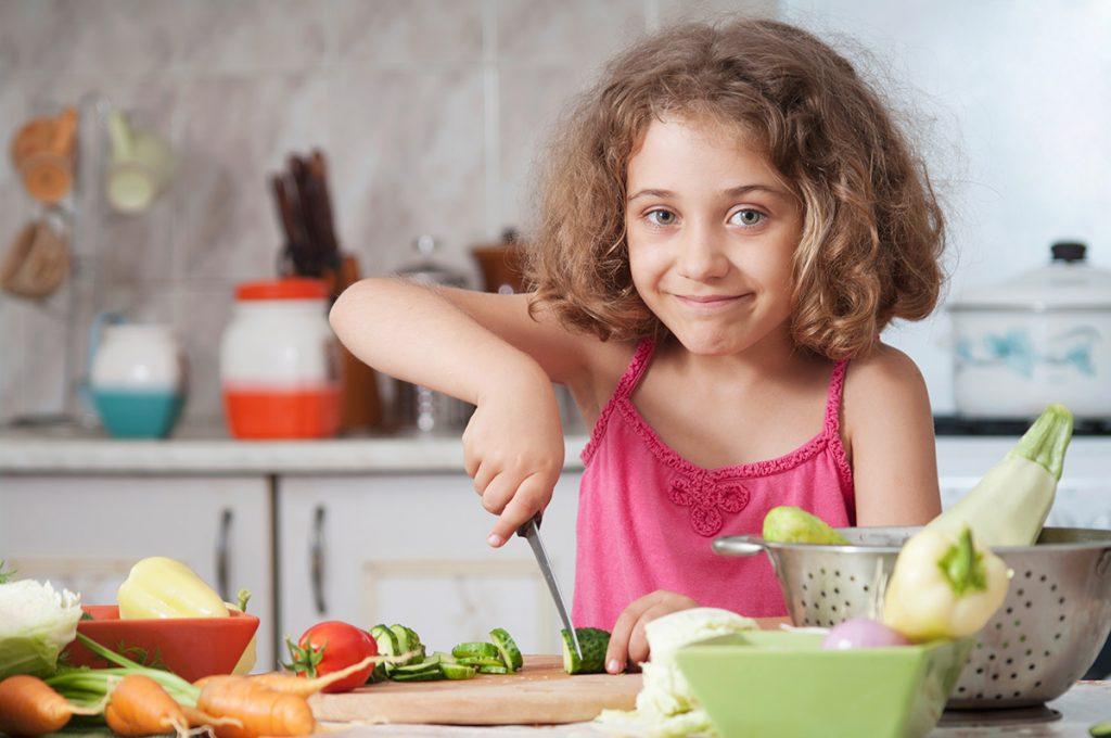 barn lager mat