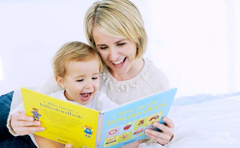 7 gevinster for deg som leser for barnet ditt