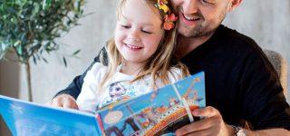 9 grunner til å bli med i en barnebokklubb