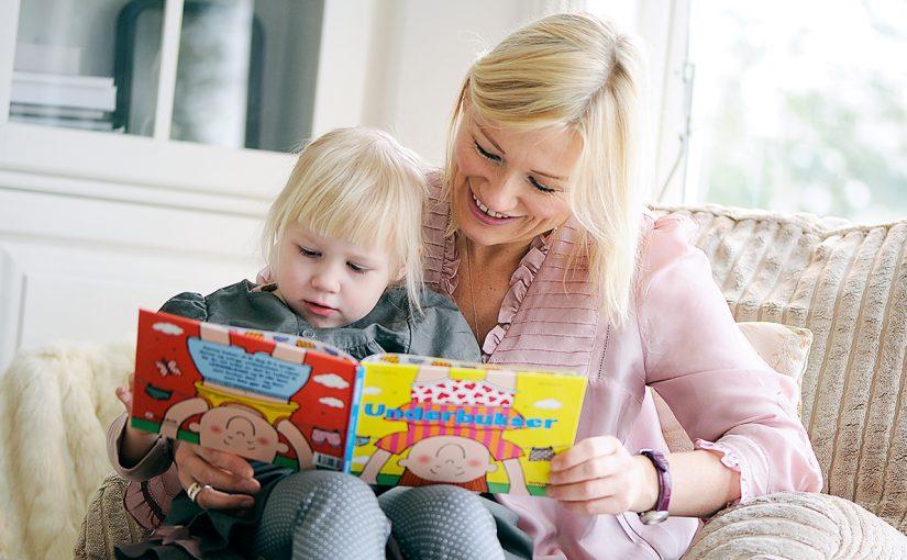 15 grunner for å lese for ditt barn
