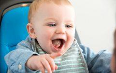 Språkutviklingen hos barn fra 12 til 18 måneder