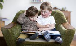 8 grunner til at vi elsker barnebøker!