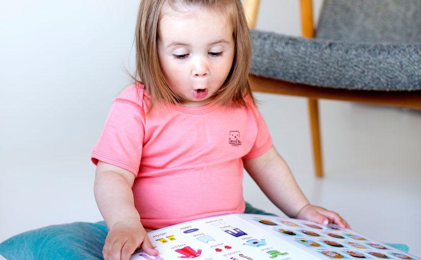 Billedbøker øker sosial forståelse og ordforråd, langt mer enn leketøy
