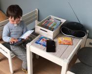 Vurderer du CD-spiller til barnet ditt?