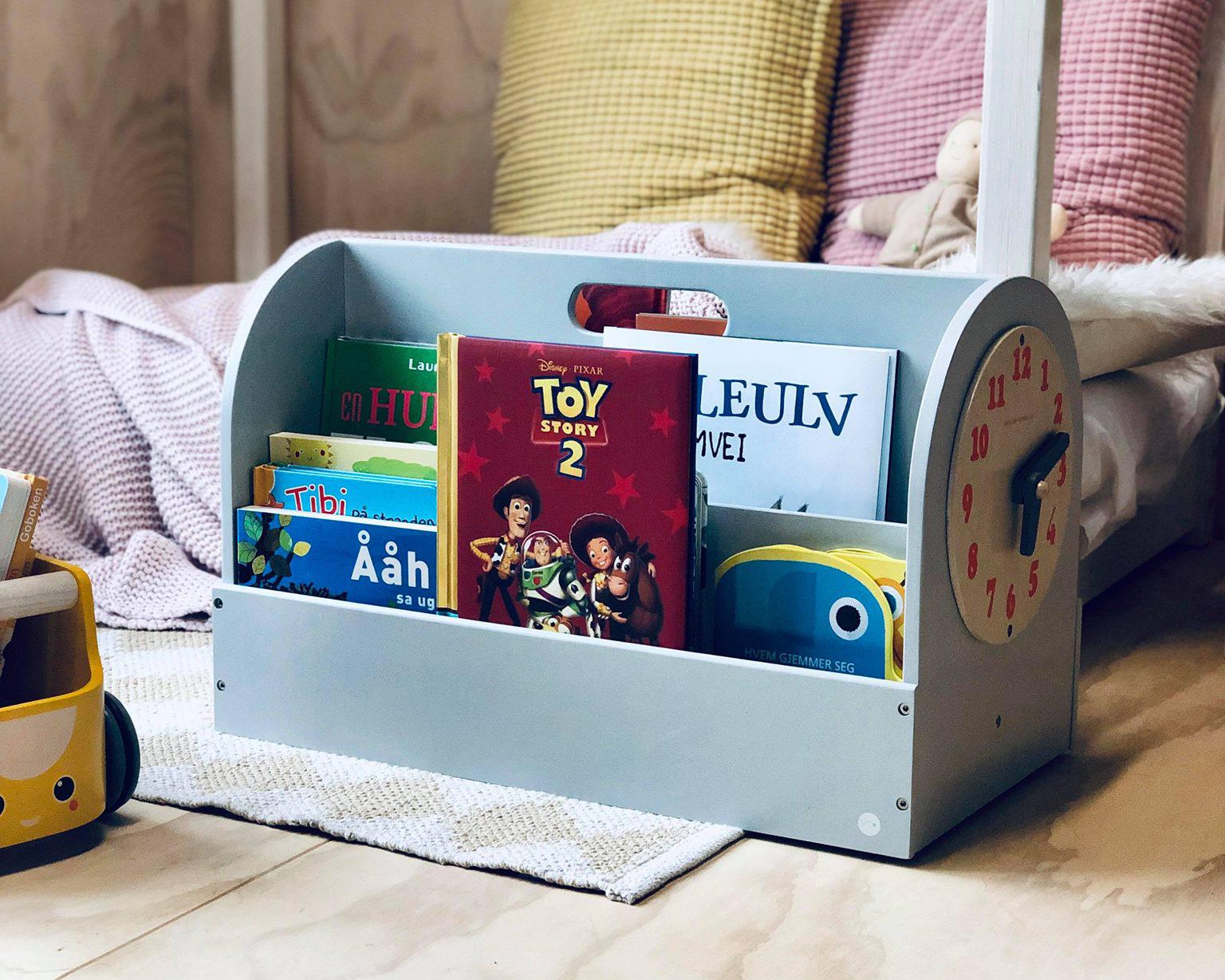De 10 mest populære barnebøkene i Goboken