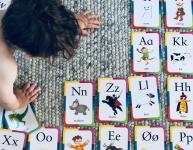 22 gratis bokstavleker du kan gjøre med barnet ditt