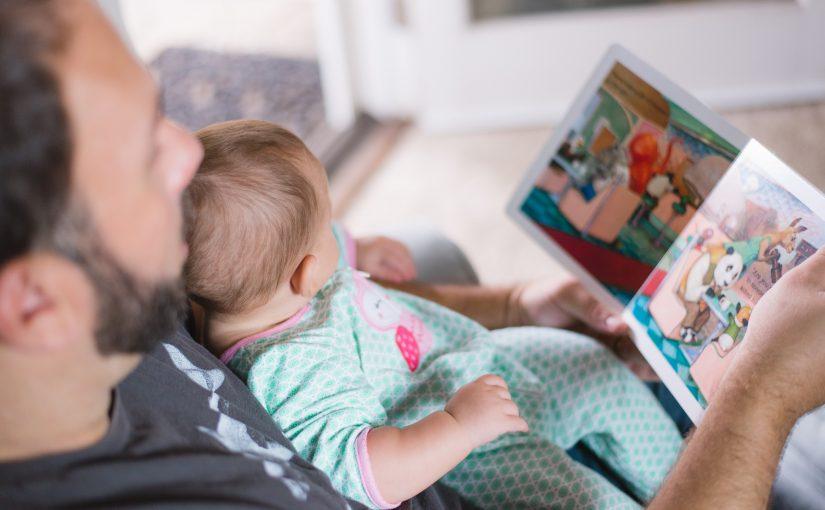 Er du klar over hvor mye kjærlighet du viser ved å lese høyt for barnet ditt?