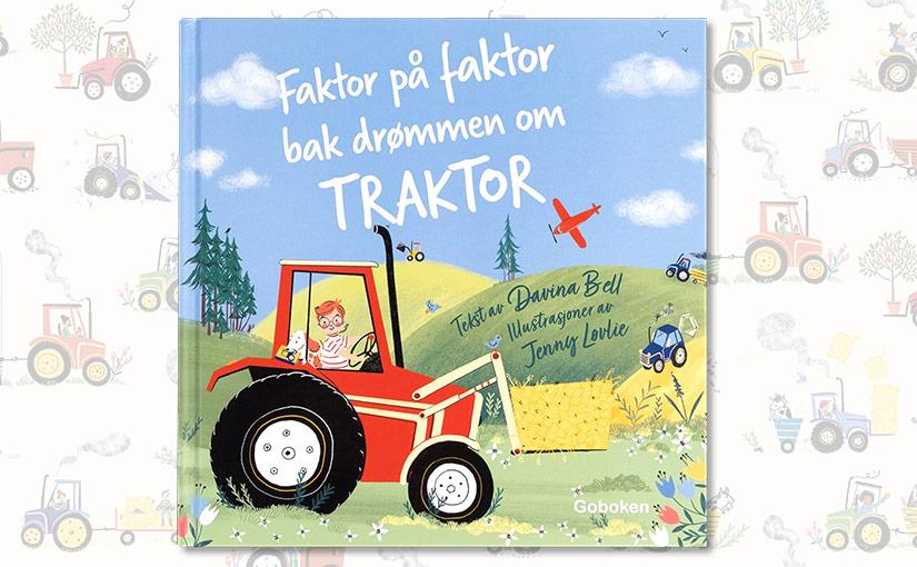 Alt om traktorer og andre favorittbøker