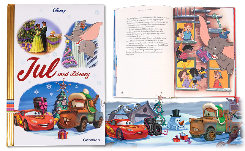 Ingen jul uten Disney