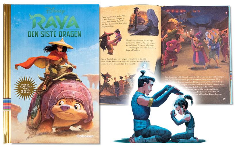 Raya - den nye Disneyhelten