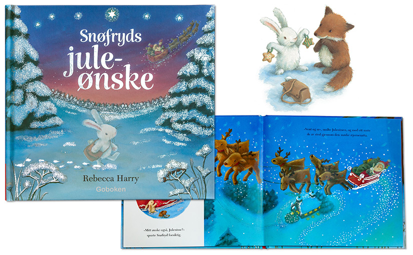 Snøfryds juleønske er å få en venn